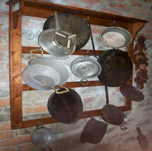 Dizionario dialettale di gallicchio memorie - Attrezzi da cucina ...