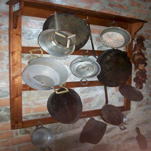 Dizionario dialettale di gallicchio galleia fotografica - Portapentole da soffitto ...